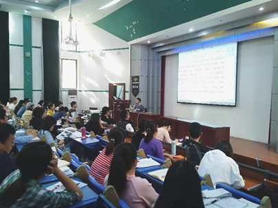 海南大学MBA(工商管理硕士)英语课